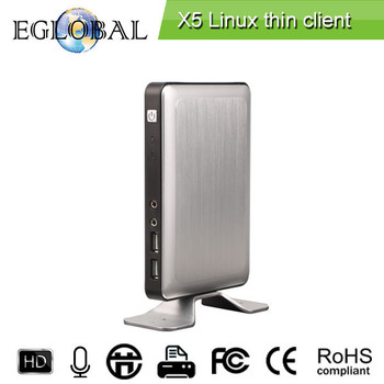 2015 harga ncomputer price best thin client X5 cloud online video play web printer and camera as terminal server