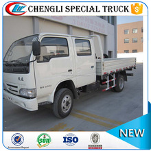 China low price 2 ton 3 ton 4ton Yuejin Iveco Double Cab Mini truck 4x4 for sale