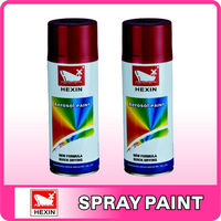 fast-drying multi colors OEM ISO9001 standard aerosol spray paint