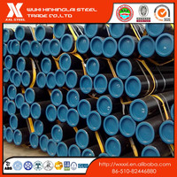 API seamless steel oil and gas line pipes china supplier price material