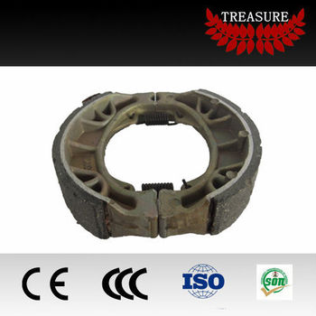 brake shoe assy for motorcycle/elelctrc tricycle