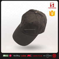 Topshow Top Quality Promotional Cotton Baseball Hat Cheap Custom Sport Cap