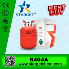New air conditioner refrigerant R404a replace R22