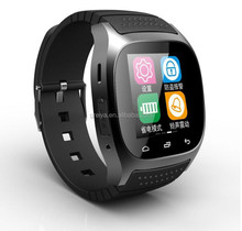 Hot selling cheap price hot sell cheap touch screen watch phone M26