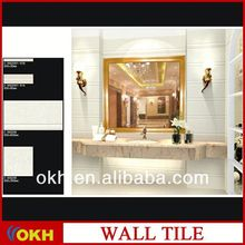 Interior limestone wall tile
