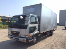 Used 2001 Nissan Condor 3.7 ton Van, Export from Japan