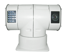 Outdoor 700TVL Analog PTZ Vehicle <strong>Camera</strong> Pan Tilt 27X/37x/40x Zoom For Car Boat
