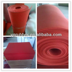 Silicone foam sheet for sublimation press machine