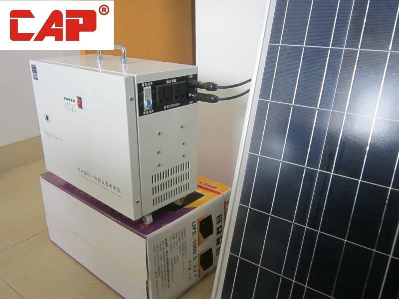 solar panel home kits 3kw solar power energy system with solar inverter/controller/battery/panel