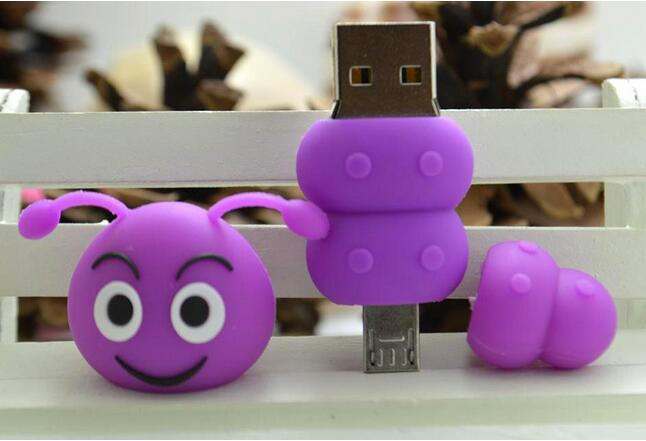 hot sale cheap usb flash drive,cute cartoon toy usb flash drive 2GB 4GB 8GB 16GB 32GB 64GB