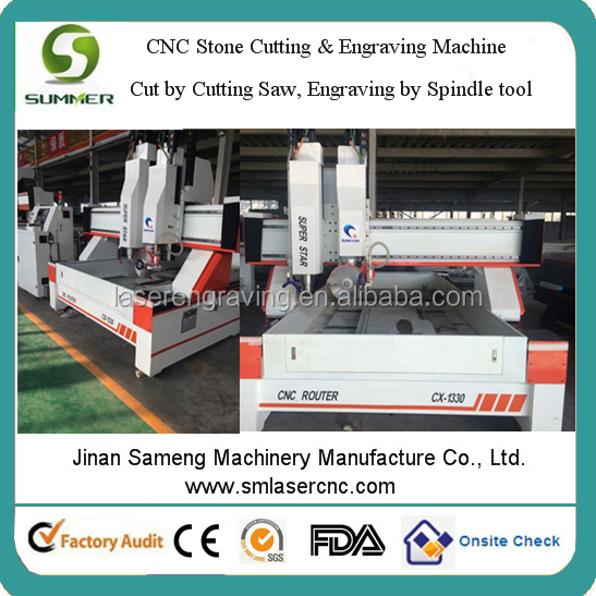 CX1330 Bridge Saw Cutting Machine granite bridge saw for sale cnc router machine granite