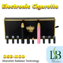 KGO electronic cigarette with 1100mAH EGO battery