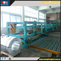 Automatic high speed aluminium cut to sheet line