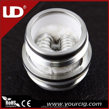 UD New Design! Simba food-grade ceramic Cotton coil safe and best flavor