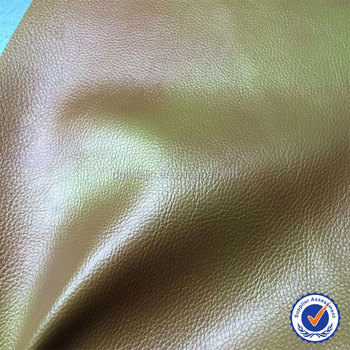 PVC Artificial Leather Fabric