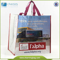 Full Color Printing PP Woven Packaging Bags