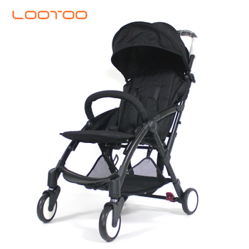 Reversible seat newborn girl pushchairs luxury baby stroller / pram sale online / pink buggies and strollers