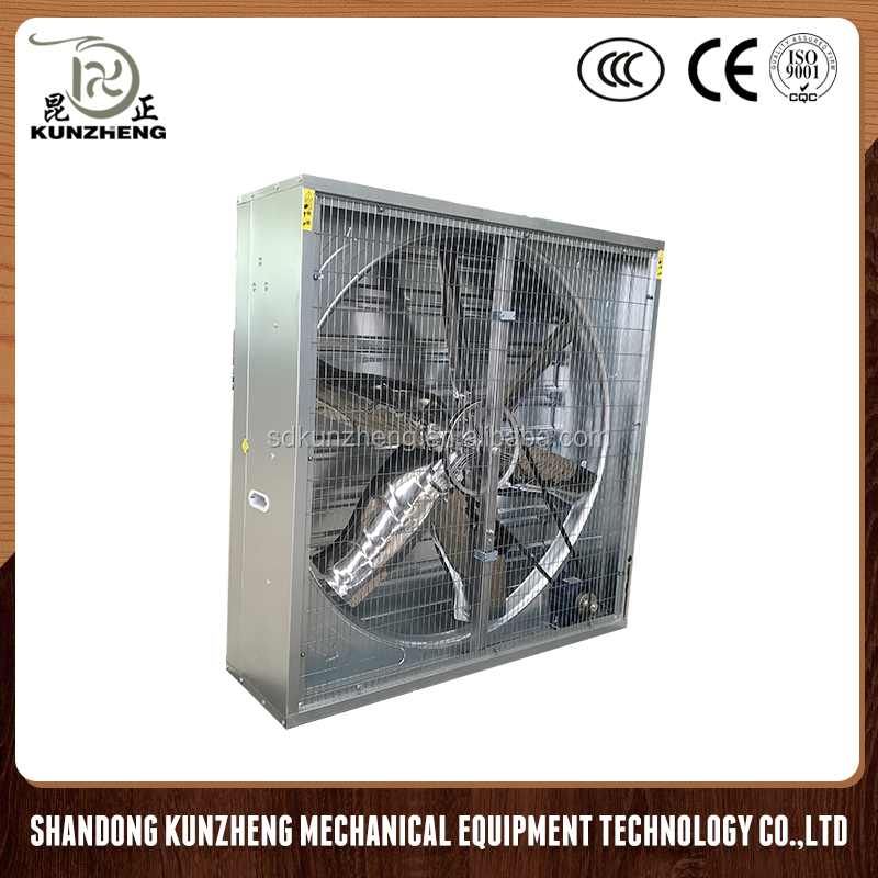 VX Fans 55'' with Munters Drive in Extraction Fans
