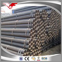 6'' types of mild steel round steel pipe price list (cheap price)