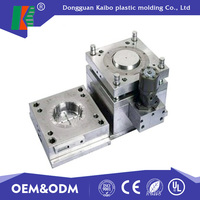 China OEM Custom plastic injection two shot mould