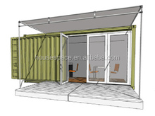 mobile static caravans shipping from china to thailand