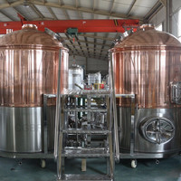 German Micro Beer Brewery Equipment For