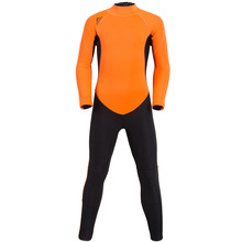 New arrival kids full body diving wetsuit wholesale 2mm in stock