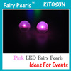 Fairy Pearls!!! Battery Operated Mini Twinkle LED Light Berries 2CM Floating LED Ball For Wedding Party Events Decoration Light