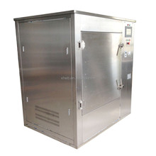 manufacturer of box type microwave beef jerky drying machine in china