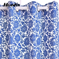 Free sample T/C printing fabric for hot selling for curtain/hometextile
