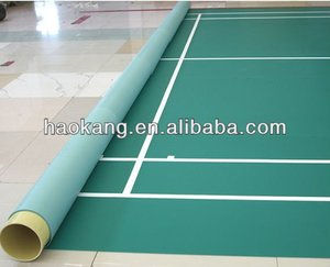 BWF badminton court floor/Badminton Floor Mat