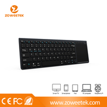 High Quality Multiple Bluetooth wireless keyboard for Smart TV / Pad / Android TV / Android TV Box