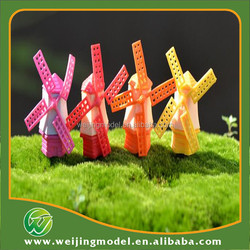 4.5 CM model Windmill compound designs for houses for architectural model making
