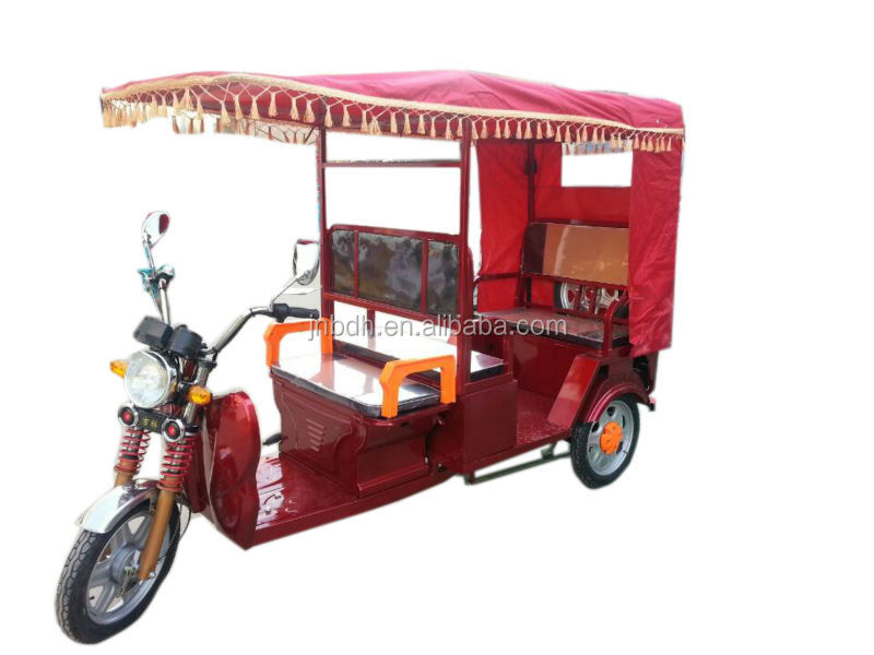 THE E-RICKSHAW WITH LOW PRICE FOR INDIA with good quality