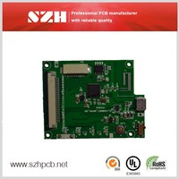 China manufatuer Universal Printed Circuit Board Assembly (PCB) with Electronic Components