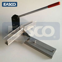 EASCO 125mm Slotted Wiring Duct Cutting Machine