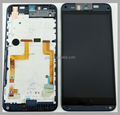 For HTC Desire EYE M910N M910X lcd with frame blue