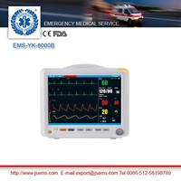 EMS-YK-8000B Patient monitoring system project