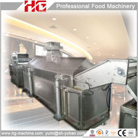 Shanghai HG Full automatic Cake doughnuts production plant