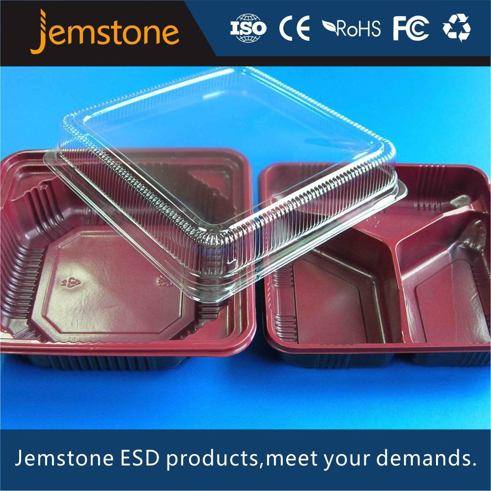 China Supplier Plastic Tray For Fast Food Packaging,Pp Material ...