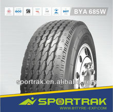 Best quality truck and bus tire of bayi tire state owned factory 385/65R22.5