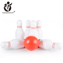 wholesale plastic pins ball kids sport sets toy bowling with lights
