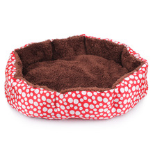 Non-toxic pet dog nest, sleeping bed for dog, small nest washable dog bed