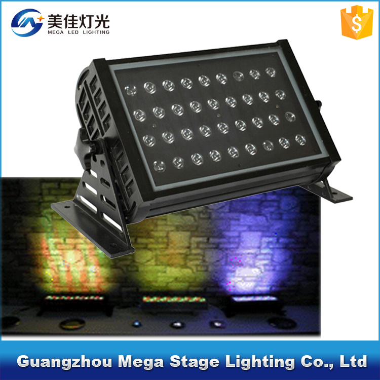 square panel wall wash 36x 1w rgb <strong>led</strong> wall washer light rgb