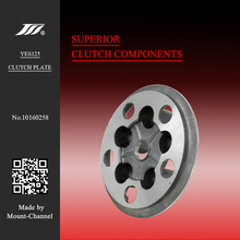 Excellent quality YES 125 plate de embreagem clutch pressure plate for SUZUKI motorcycle