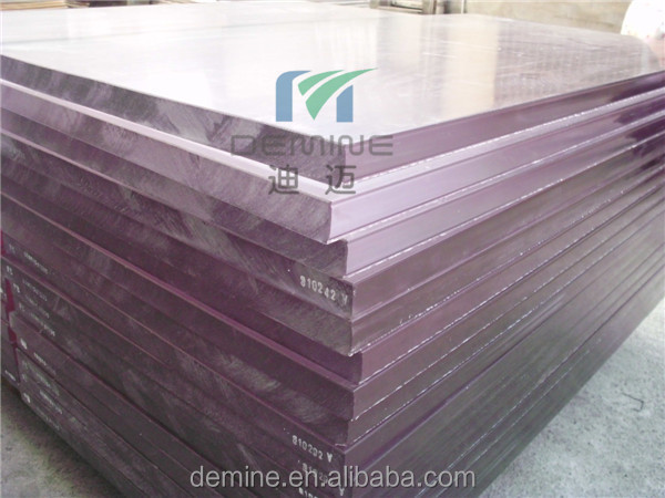 40 mm bullet proof polycarbonate solid sheet for bullet proof glass