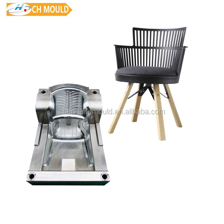 different materials make up plastic chair mold
