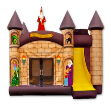 2017 Customized cheap bouncy castles for sale