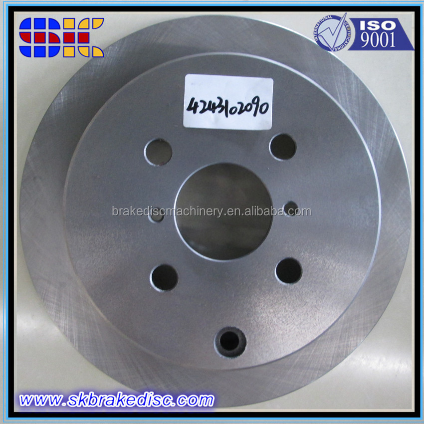 Customized auto spare parts,brake disc rotor for TOYOTA,brake disc wholesale 4351202090 4351213030
