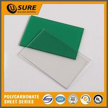 high quality 100% virgin greenhouse polycarbonate hollow sunshine pc sheet